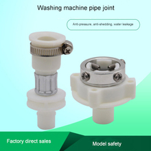 Washing Machine Intake Pipe Connector/ Faucet Connector/Washing  Rubber Connector/Connector/Steel Fittings
