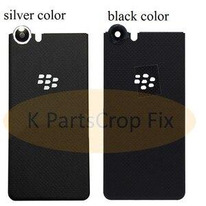 Image 2 - Pour Blackberry keyone Dtek70 couvercle arrière de la batterie pour Blackberry Dtek70 dtek 70 pièces de rechange de boîtier de porte arrière