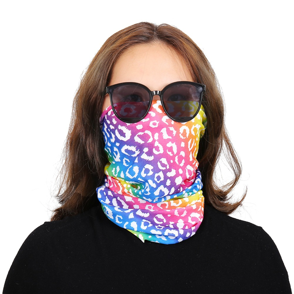Magic Headscarf Outdoor Headdress Anti-ultraviolet Mask Fitness Yoga Running And Hiking Headscarf