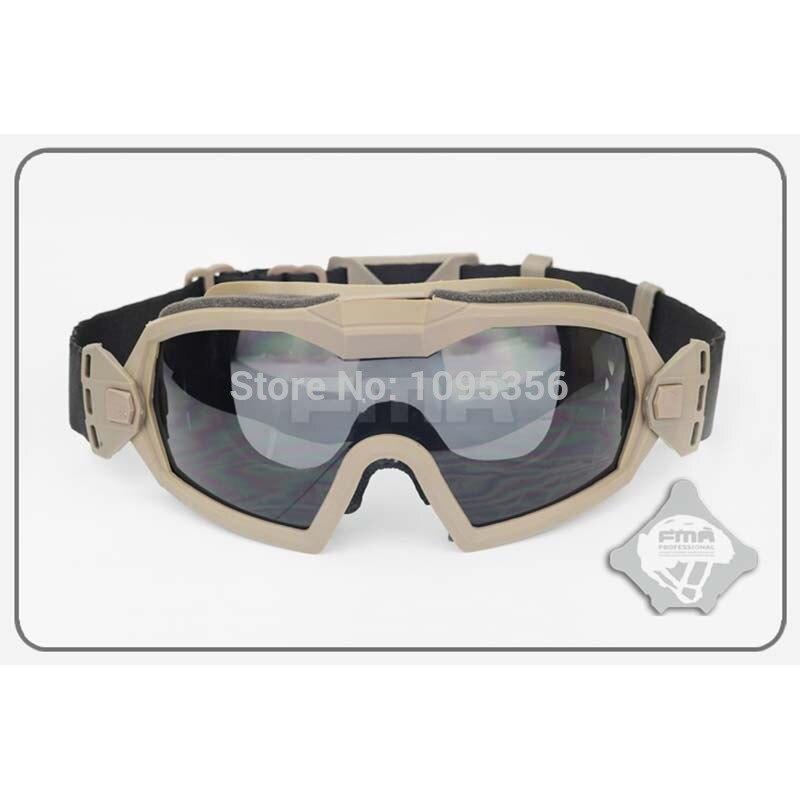 para os olhos com ventilador ciclismo tático fortb1029de