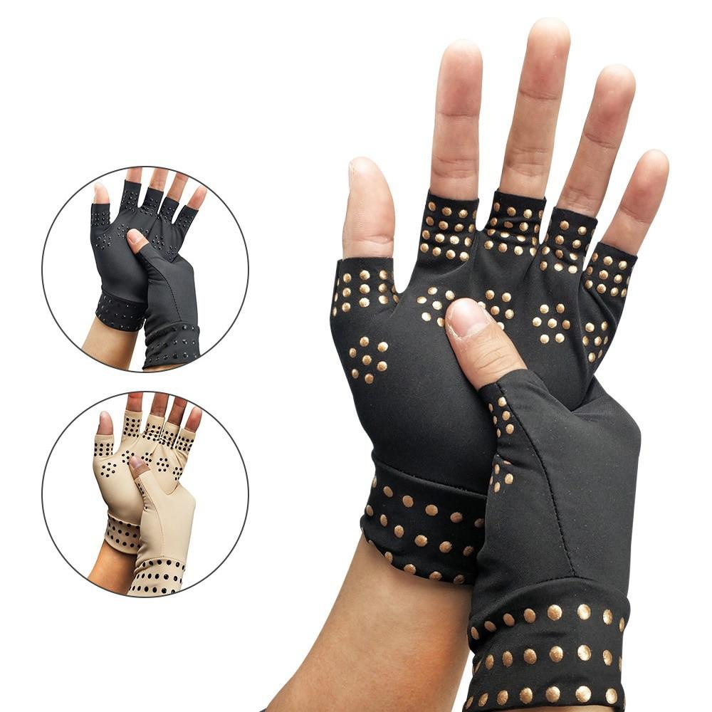 Лечение артрита сброса Давление боль восстанавливает суставы магнетической терапией для Поддержка Ручной Массажер Уход за ногтями