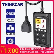 Thinkcar thinkobd 20 profissional obd2 carro ferramenta de diagnóstico automático obd 2 scanner leitor código automotivo verificar a luz do motor