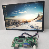 10.1 inch display module 2K kit HDMI2560X1600IPS full viewing angle 400 brightness 12V1A power solution|Display Screen| |  -