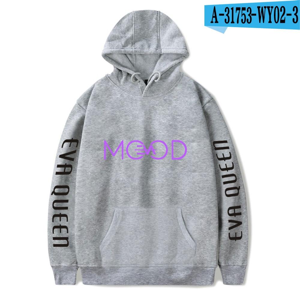 2020 Eva Queen Hoodies Men Casual Streetwear Sweatshirt Sudadera Hombre Eva Queen Hoodie For Men/Women 17