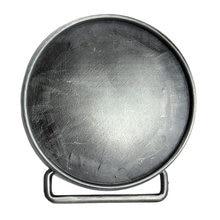 Ковбойский ремень в стиле ретро круглый вестерн с пряжкой для