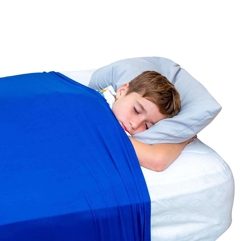 Сенсорная простыня для детей в возрасте 5 + компрессионная альтернатива