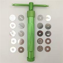 Высококачественные экструдеры для зеленой глины пистолет скульптур
