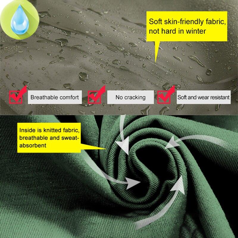 prova dwaterproof água calças botas de pesca