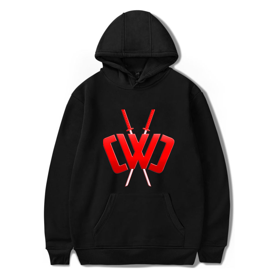Fashion Chad Wild Clay Hoodies Men Women Sweatshirts Popular Hooded Hip Hop Autumn Hoodie Chad Wild Clay Boys Girls Black Tops