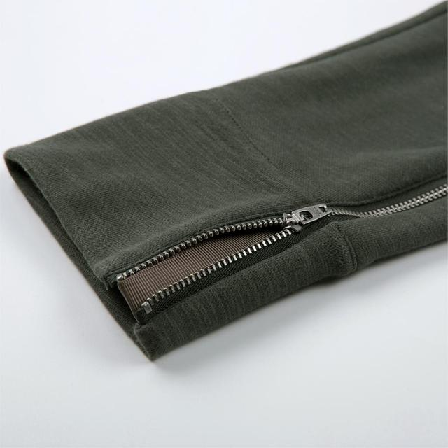 Cotton Jogger Pants with Pockets