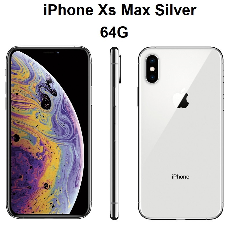 XSmax Sliver 64G