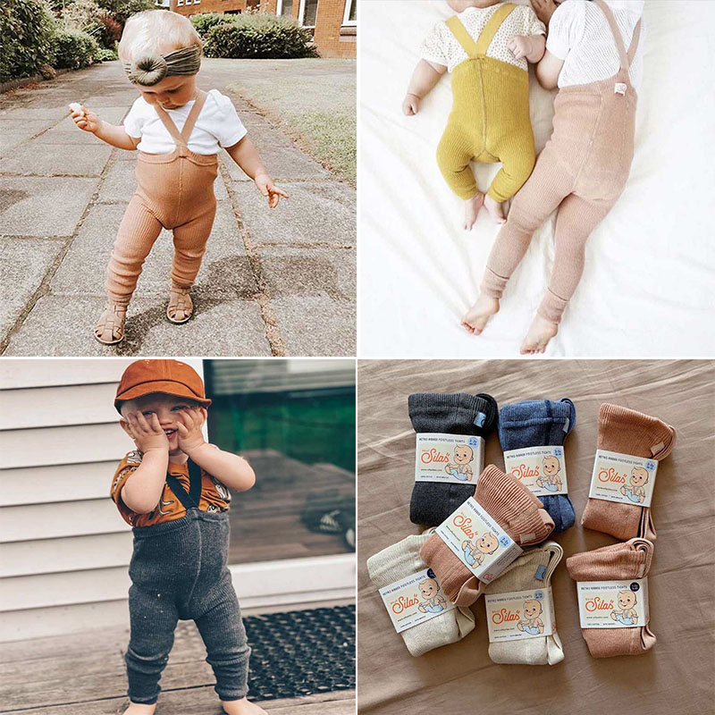 7.79US $ 40% OFF Baby Winter Tights Luxurious Quality Infant Boys Girls Keep Warm Tight With Strap S...
