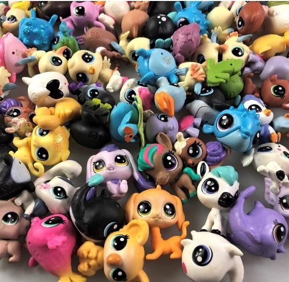 Jouets rare animalerie, figurines de chat debout, chaton, husky, chiot, chien, petit chien, collection d'animaux, 15/Lots