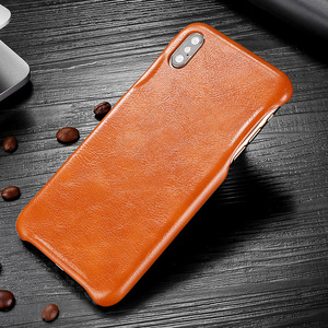 Simple Case Leather Cover For