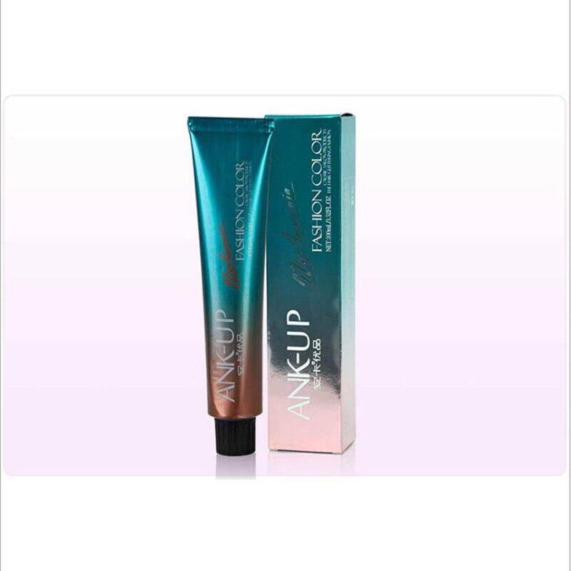 Dream Pesce Anka Excellent Product Ammonia-free Hair Dye Single Hair Cream Anka Professional Cover White Hair