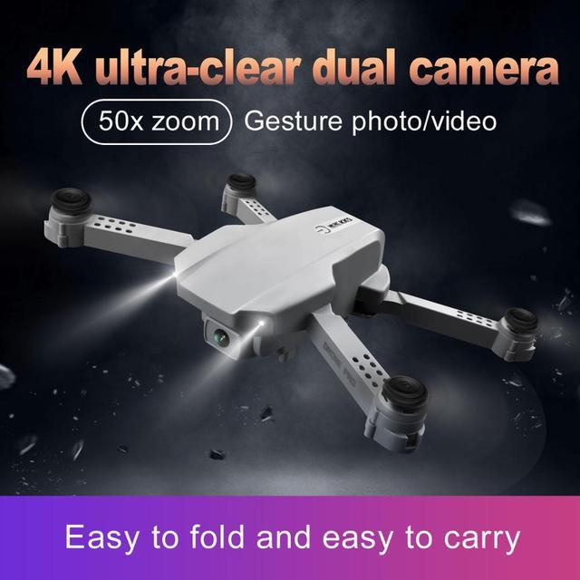 KK5 RC Drone 4K HD Dual Camera 4