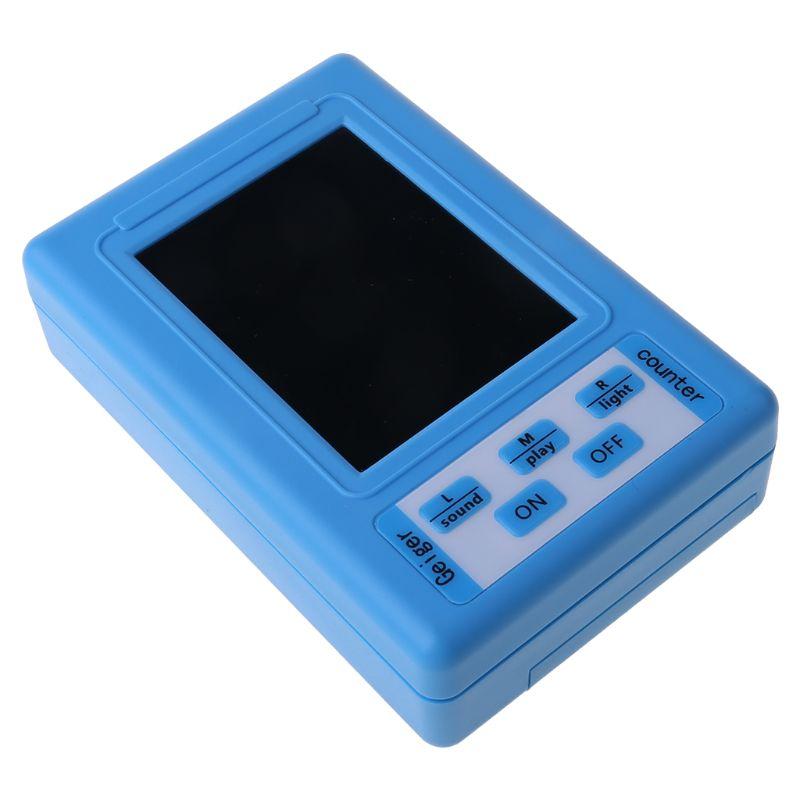 Электромагнитный детектор излучений, дозиметр монитор излучения Тестер EMF метр