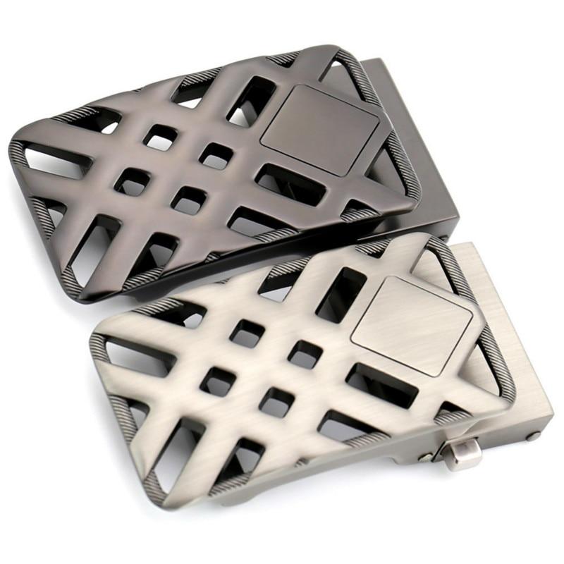 Men's Belt Head, Belt Buckle, Leisure Belt Head Business Accessories Automatic Buckle Width 3.5CM Luxury Fashion LY155-561748