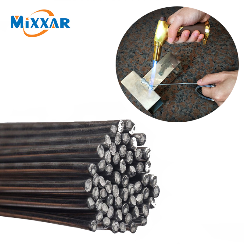 Dropshipping Low Temperature Aluminum Cored Wire Aluminium Welding Rod Wire Straight Welding No Need For Aluminum Solder Powder