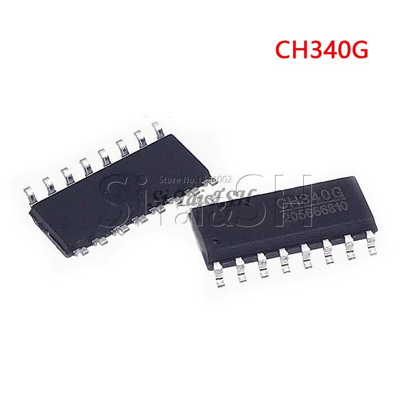 5 шт./лот CH340G CH340 SOP-16