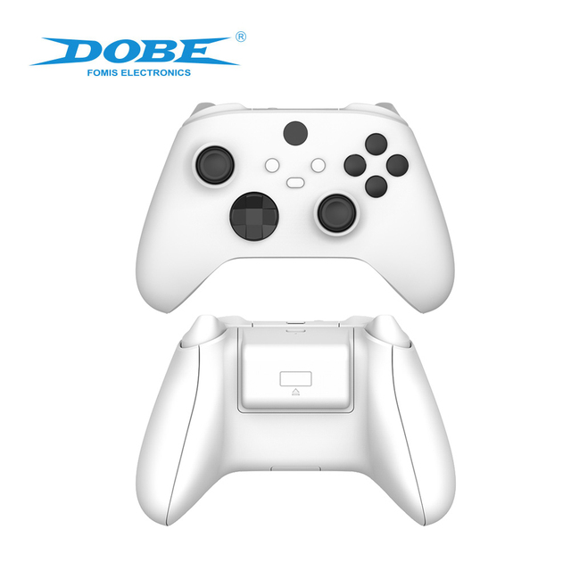 For X Box Xbox Series X S Controller Rechargeable Battery Pack Spare Control Gamepad Wireless Charger Play And Charge Kit Stand