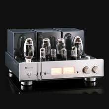 MUZISHARE X10 KT150 Tube Amplifier 6SL7 6SN7 Pure Tube Amp and Rear Stage Power Amplifier(China)