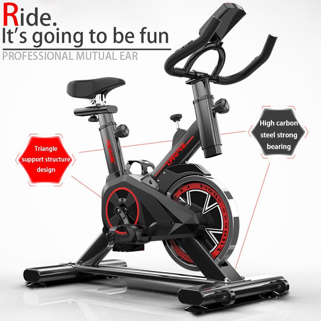 Bicicleta de ejercicio casa ultra-silencioso interior pérdida de peso pedal bicicleta de ejercicio spinning bike equipo de entrenamiento interior