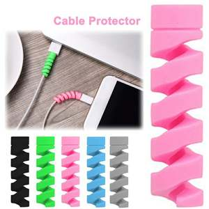 Cable-Protector Usb-Cable-Organizer iPhone for Charger 2-10pcs