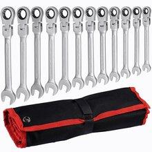 Chaves conjunto multitool chaves combinação chave de catraca conjunto de ferramentas de reparo do carro ferramentas manuais conjunto