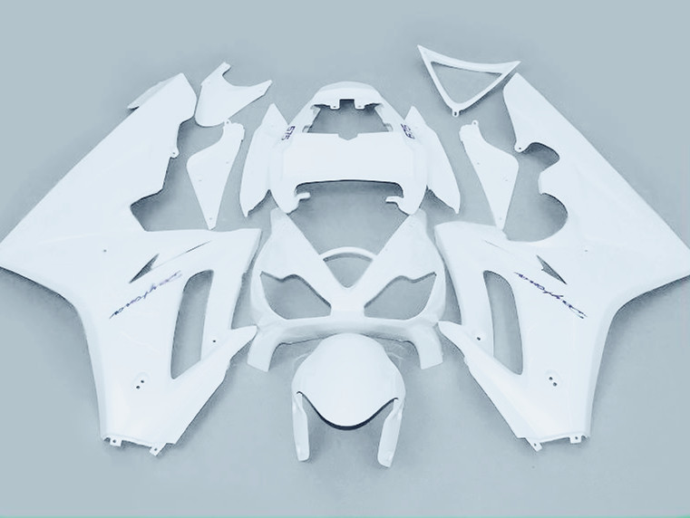 Complete ABS Fairings Injection For <font><b>Triumph</b></font> <font><b>Daytona</b></font> <font><b>675</b></font> 2006 2007 <font><b>2008</b></font> 06 07 08 Motorbike Body Frames Body Covers white image
