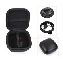 Buy Black Travel Case Compatible with Beats Powerbeats Pro Wireless Earphones Acessorios Case Box directly from merchant!