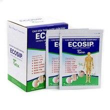100 sztuk/20 worek leczenie ECOSIP choroba zwyrodnieniowa kości rozrost Omarthritis reumatalgia spondyloza wklej plaster przeciwbólowy