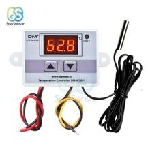 W3001 12V 24V 110V 220V LED Digital Thermostat Temperature Controller for Incubator Temp