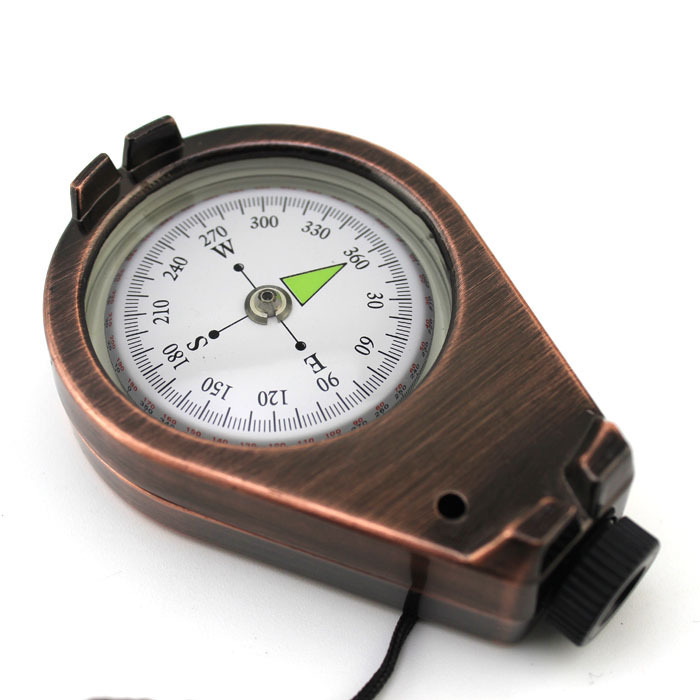 Professional American Multifunctional Guide For North Needle Geological Compass Hand-held Waterproofing
