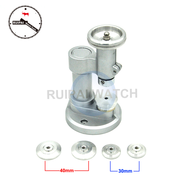 E25 Watch Case Press Tool High Quality Desk Set Watch Pressing Machine for watchmakers