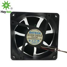 For DATECH DS12038-12HBTA-B 12CM 120*120*38MM DC 1