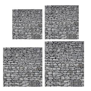 Image 2 - Brick Stone Texture Wall Photography Backdrops Wooden Floor Backgrounds for Toy Photo Studio Baby Shower Newborn Children Photo