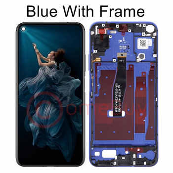 Original Display for Huawei Honor 20 LCD Display Touch Screen Digitizer Panel With Frame for Huawei Honor 20 LCD Honor20 Display