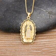 Горячая продажа счастливые ювелирные изделия Девы Мария Подвески