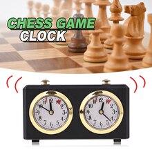 Международный аксессуар для шахматных игр, шахматные часы Windup, таймер для соревнований, набор шахматных игр, таймер