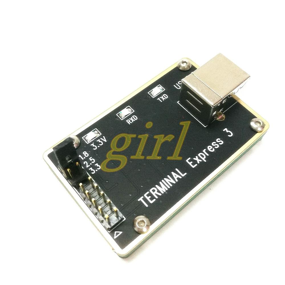 USB Экспресс терминал высокоскоростной терминал COM совместимый PC3000 и MRT-in Крышки переключателей from Товары для дома