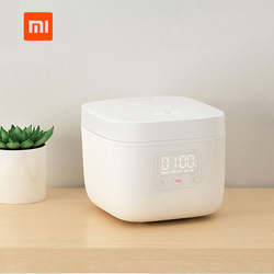 Hot Sell Xiaomi 1.6L Electric Rice Cooker Kitchen Mini Cooker Small Rice Cook Machine Intelligent Appointment LED Display