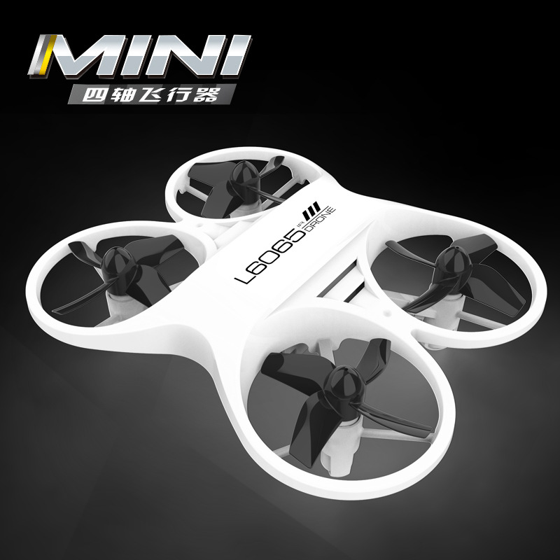 Remote Control Mini Unmanned Aerial Vehicle Infrared Charging Drop-resistant Quadcopter Pocket Remote Control Aircraft CHILDREN'