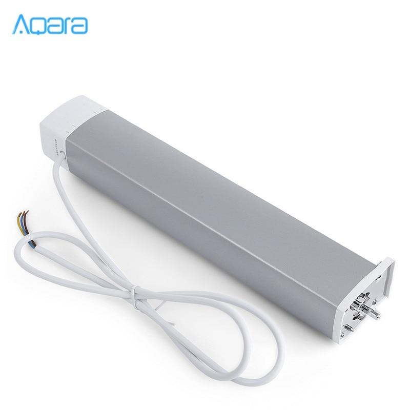 Aqara Smart Curtain Motor Intelligent Zigbee Wifi For Xiaomi Smart Home Device Wireless Remote Control Via Mi Home APP