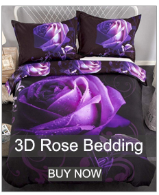 3D Rose Bedding