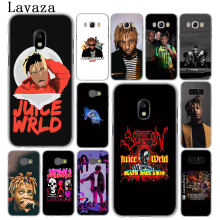 Lavaza Juice WRLD Death Race For Love Phone Case for Samsung Galaxy J6 J5 J1 J2 J3 J7 2017 2016 2015 Prime J7 US EU Version(China)