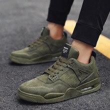 Zapatos Vintage para Hombre Zapatillas de deporte clásicas de corte bajo antideslizantes Zapatillas de caminar de cuero cómodas Zapatillas de deporte planas para Hombre