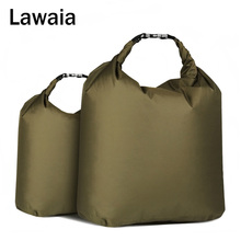 Lawaia Fish Bag Foldable Live Waterproof Padded Portable Bags Seal Thick Wear-resistant High Quality Fishing Tools