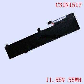 New Laptop replacement Li-ion original Battery C31N1517 for ASUS TP301 TP301U TP301UA series 11.55V 55WH 4780mAh