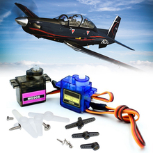 цена New Micro Mini Horns Wing Aircraft Model Teleoperator Aircraft Parts Toy for RC Robot Arm Helicopter Airplane Car Boat Control онлайн в 2017 году